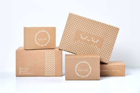 Branded Packaging Design