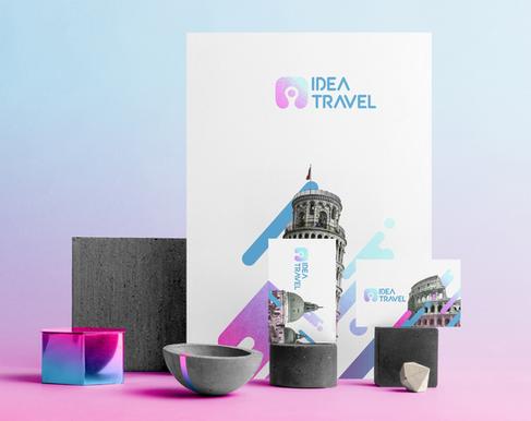 Idea Travel Brand Kit