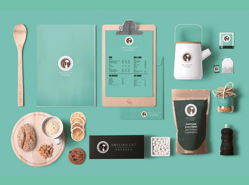 Coffee Shop Brand Package
