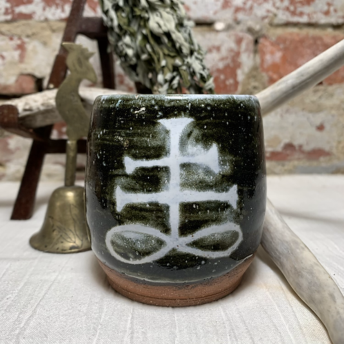 Alchemy symbol sulfur