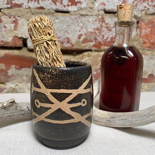 Copper Alchemy with Birch Glaze