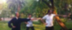 Qigong İzmir, Tai Chi Qigon Eğitimleri, Wing Cheung ve Ayhan Güler