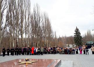 Площадь Мужества 4 декабря 2019 г_