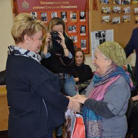 И.А.Назарова и Г.П.Самойлова