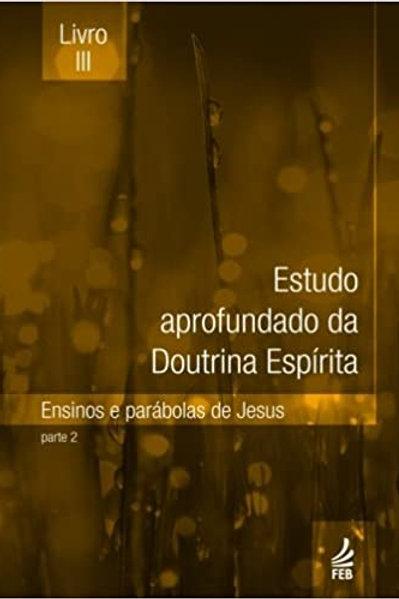 Estudo aprofundado da Doutrina Espírita - Livro III