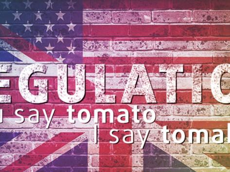 Regulation: You say tomato, I say tomahto