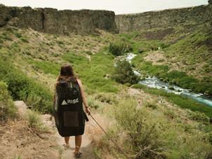Idaho River SUP Adventure Elopement