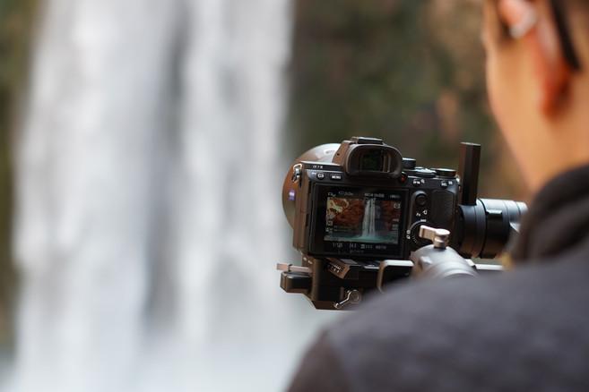 Havasu Falls Sony with Ronin