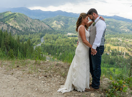 Off-Grid Idaho Cabin Wedding
