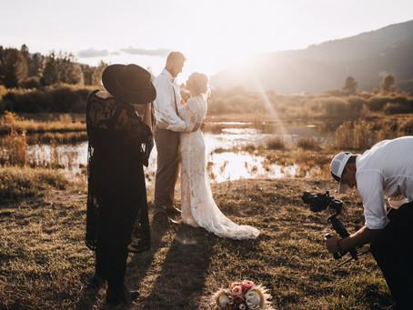 Award Winning Wedding Videographers