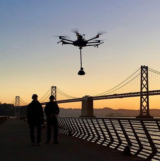 Idaho Drone Cinematographer