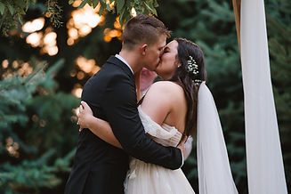 Boise Garden Estate Wedding