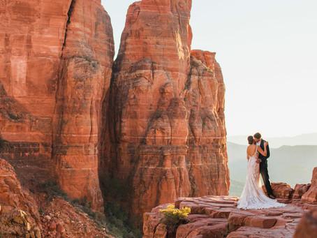 Wedding & Elopement Locations in Sedona Arizona
