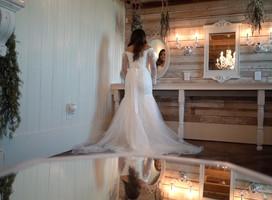 Idaho Restored Barn Wedding