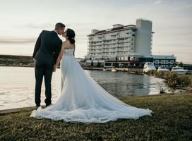 Michigan Lakeside Wedding