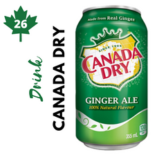 #26. Drink Canada Dry!