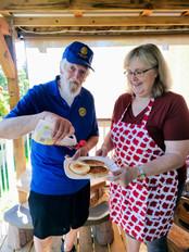 Rotary Annual Canada Day Pancake Breakfast