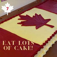 #7. Eat Cake!