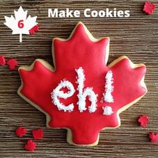 #6. Make Cookies