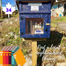 #34. Find a Neighbourhood Library