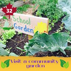 #32. Visit a Community Garden