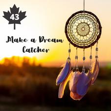 #43. Make a Dream Catch