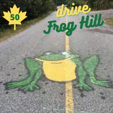 #50. Go explore Frog Hill