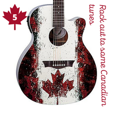 #5. Listen to Canadian Music