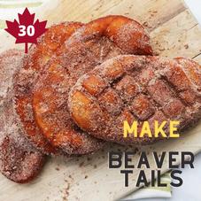 #30. Make Beaver Tails