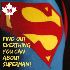 #16. Learn all about Superman