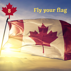 #8. Fly your Flag