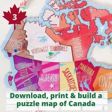 #3. Canada Puzzle