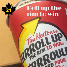 #21. Roll up the Rim to Win