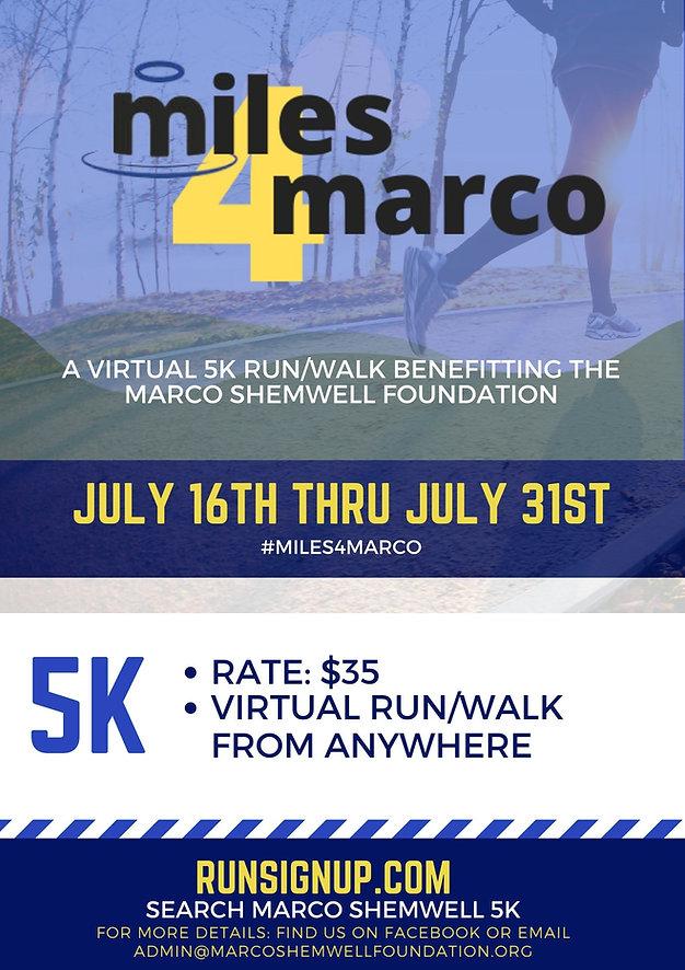 Miles For Marco 5k Flyer Jpeg.jpg