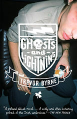 Trevor Byrne Ghosts And Lightning US edition