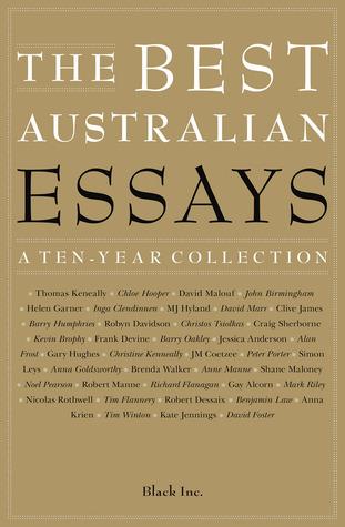MJ Hyland - Essay