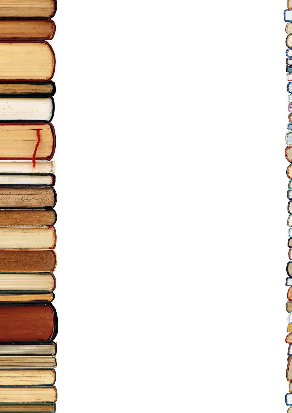 books stacked background cropped
