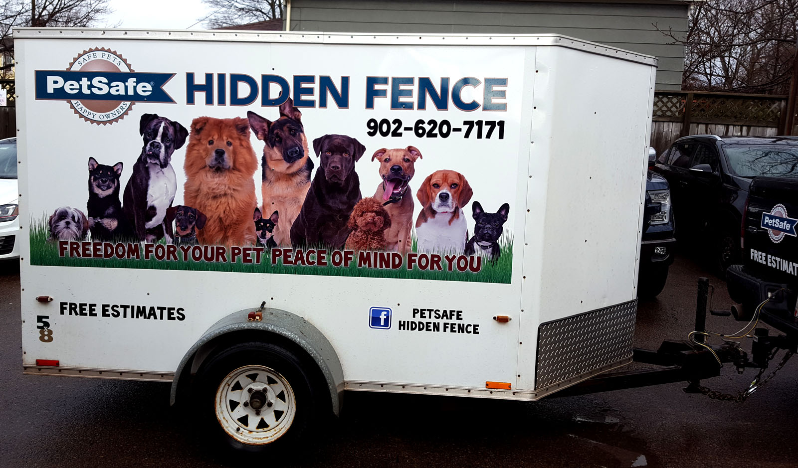 hiddenfence