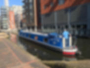Trinity boats narrow boat