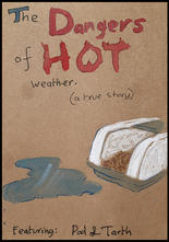 The Dangers Of Hot Weather (Featuring Pod and Tarth) Cover