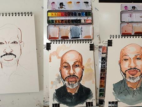 Portrait Artist Of The Week #PAOTW