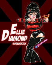 Ellie Diamond RuPaul's Drag Race UK