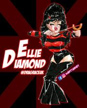 Ellie Diamond RuPaul's Drag Race UK ArtyMikey
