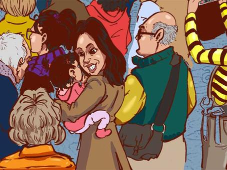 Carnival of Cádiz Poster Illustration
