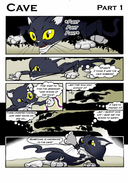 Stan & Tim's Imaginative Adventures - Cave page 1