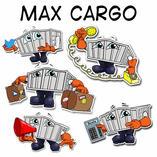 Max Cargo Character design