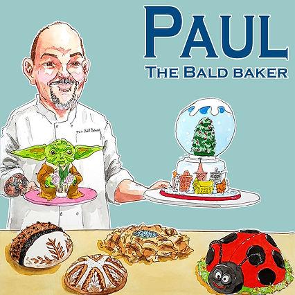 The Bald Baker
