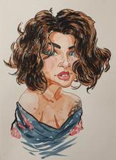 Portrait of Michele Alves