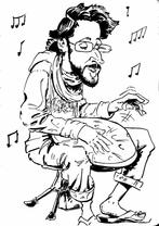 Handpan Musician