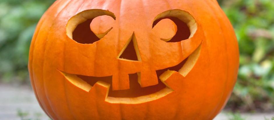 Pumpkin Carving at Quail Ridge Apartments